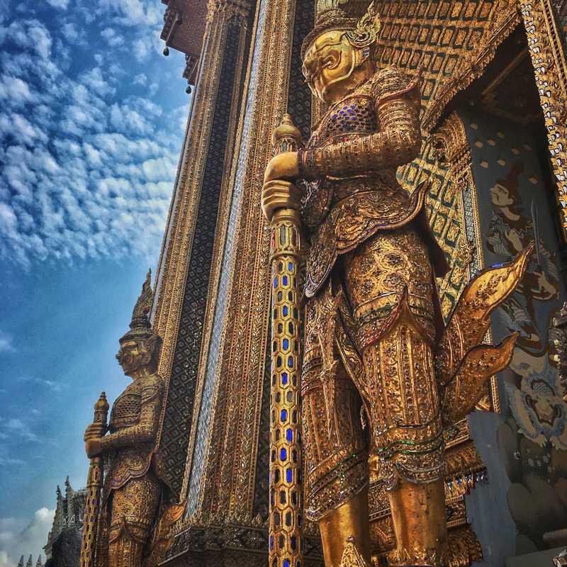 Bangkok - Thailand 2017 | 5 days trip itinerary, map & gallery