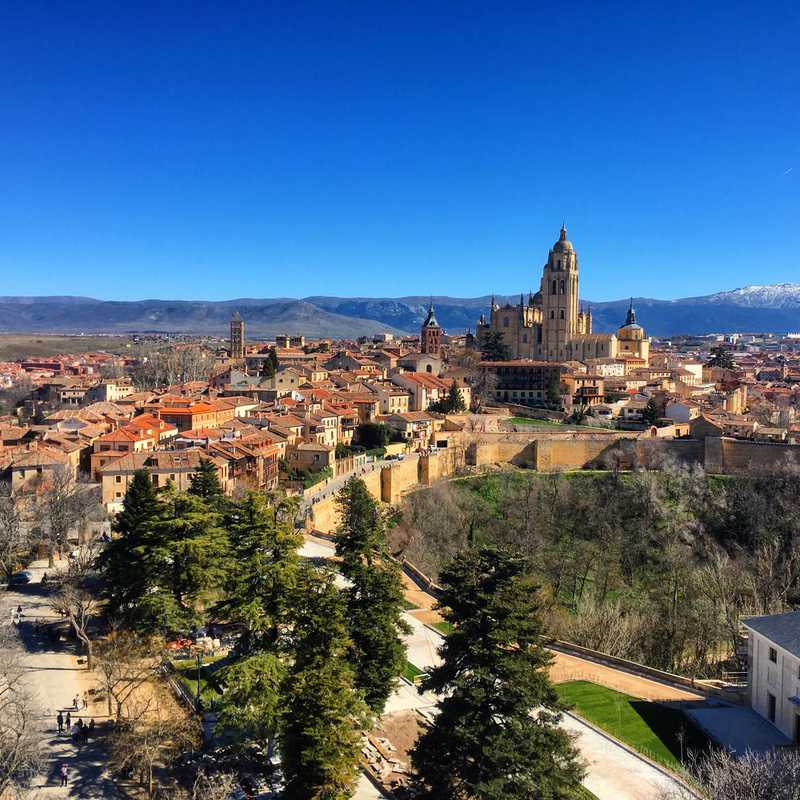 Madrid & Segovia🇪🇸 2020 | 3 days trip itinerary, map & gallery