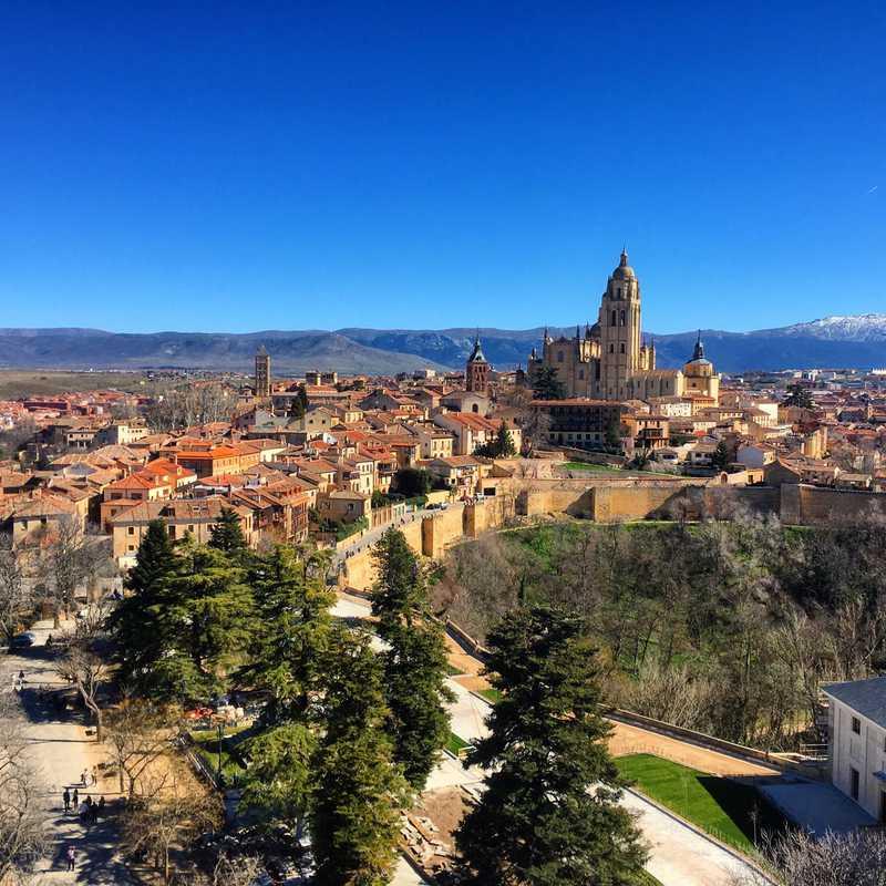 Trip Blog Post by @mkyiv: Madrid & Segovia🇪🇸 2020 | 3 days in Feb (itinerary, map & gallery)