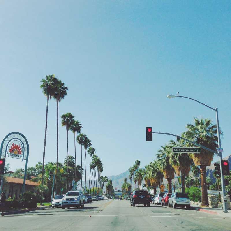 Palm Springs,California