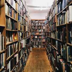 Cellar Stories Book Store