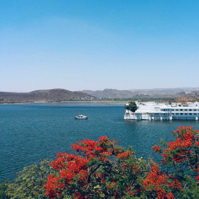 Trip Blog Post by @nurillr: Udaipur 2019 | 1 day in May (itinerary, map & gallery)