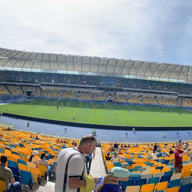 """National Sports Complex """"Olympiyskiy"""""""