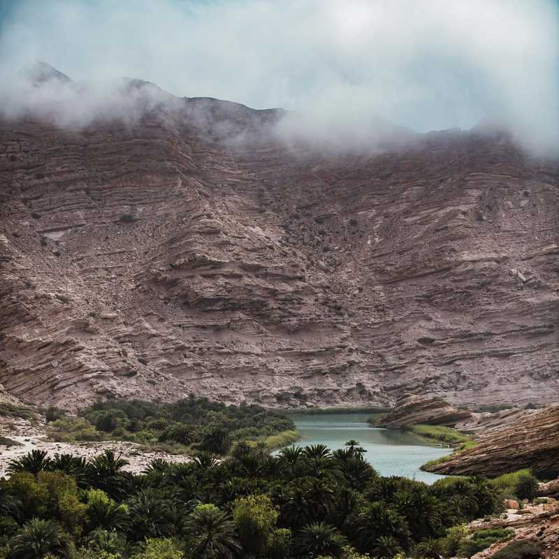 Khor Sanq (Wadi Al Nakheel)