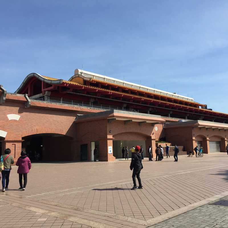 Tamsui Station