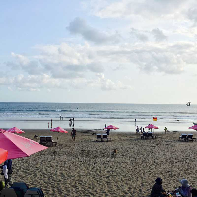 Kayu Aya Beach