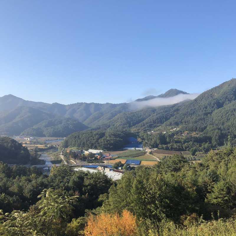 Seoraksan National Park Seorak District