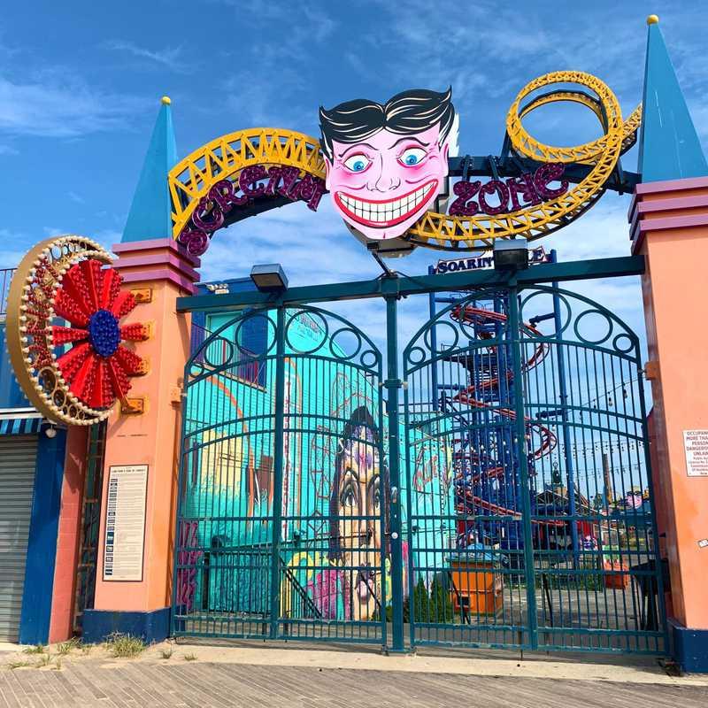 Luna Park Arcade