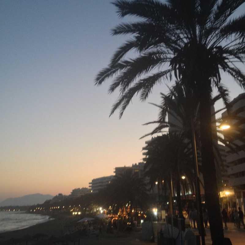 Paseo Maritimo De Marbella
