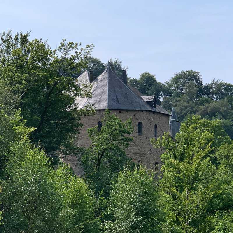 Castle of Reinhardstein