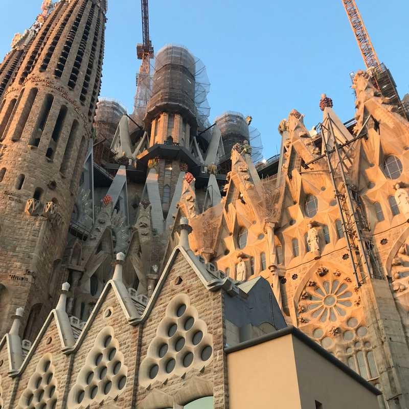 Barcelona 2019 | 5 days trip itinerary, map & gallery