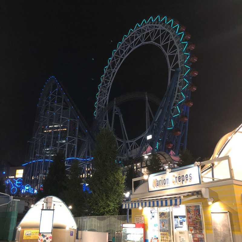 Giant Sky Wheel in Palette Town