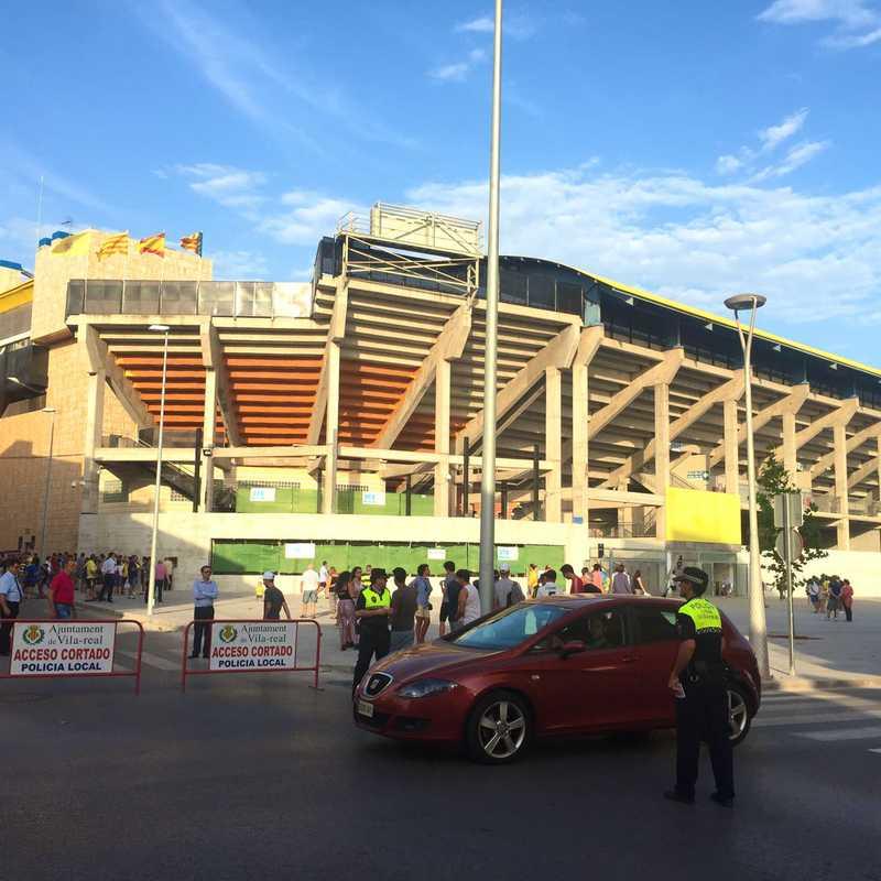 Estadio de la Cerámica