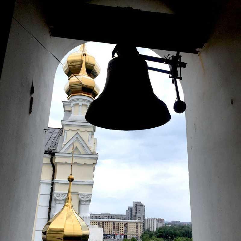 Svyato-Pokrovsʹkyy Cholovichyy Monastyr Upts Mp