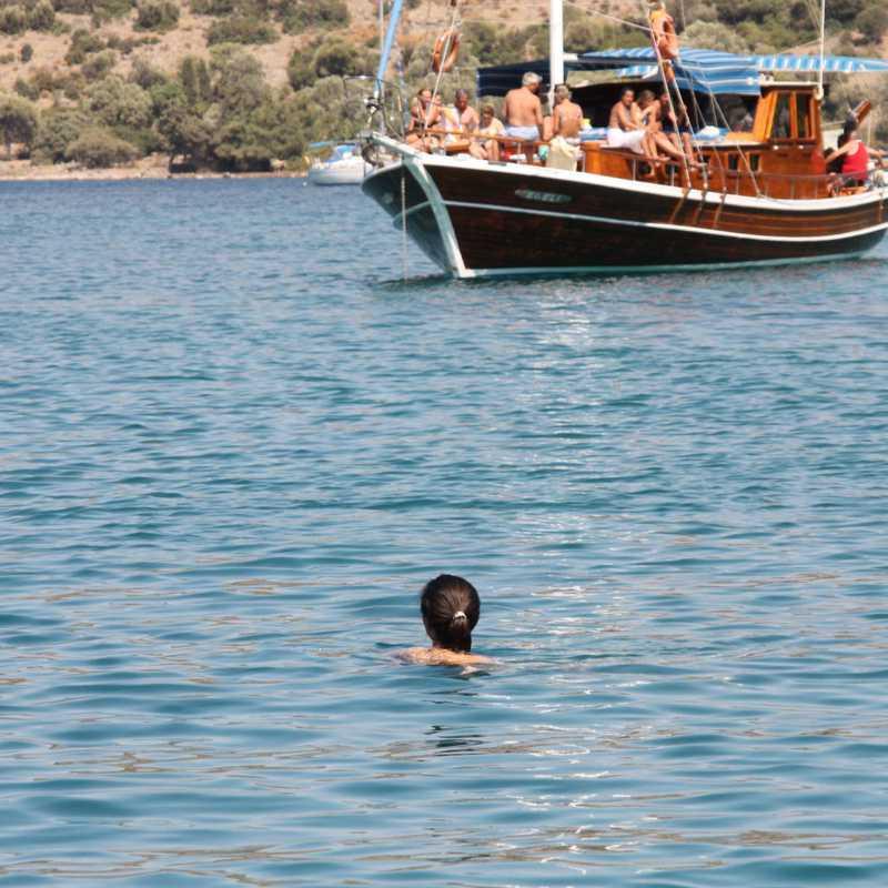 Bodrum Bay Swim