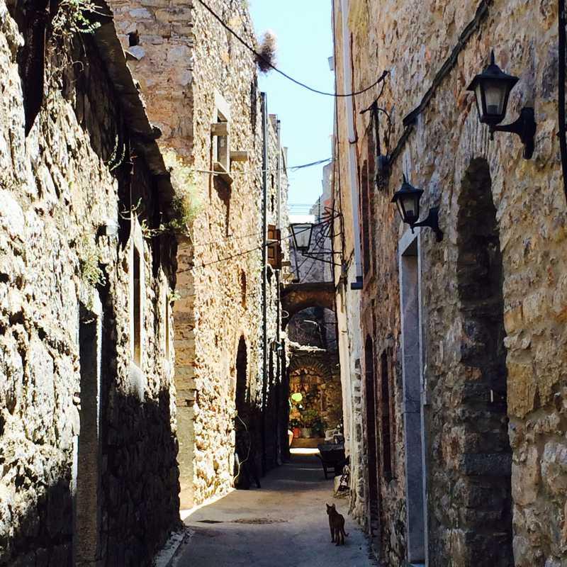 Mesta Medieval Castle