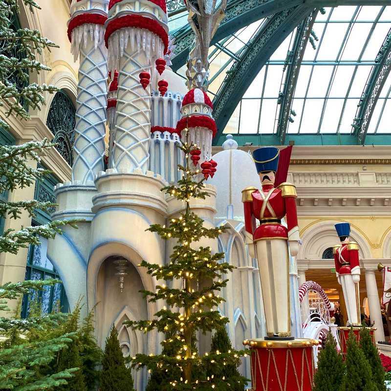Bellagio Hotel and Casino