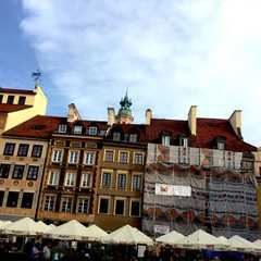Old Town Market Square