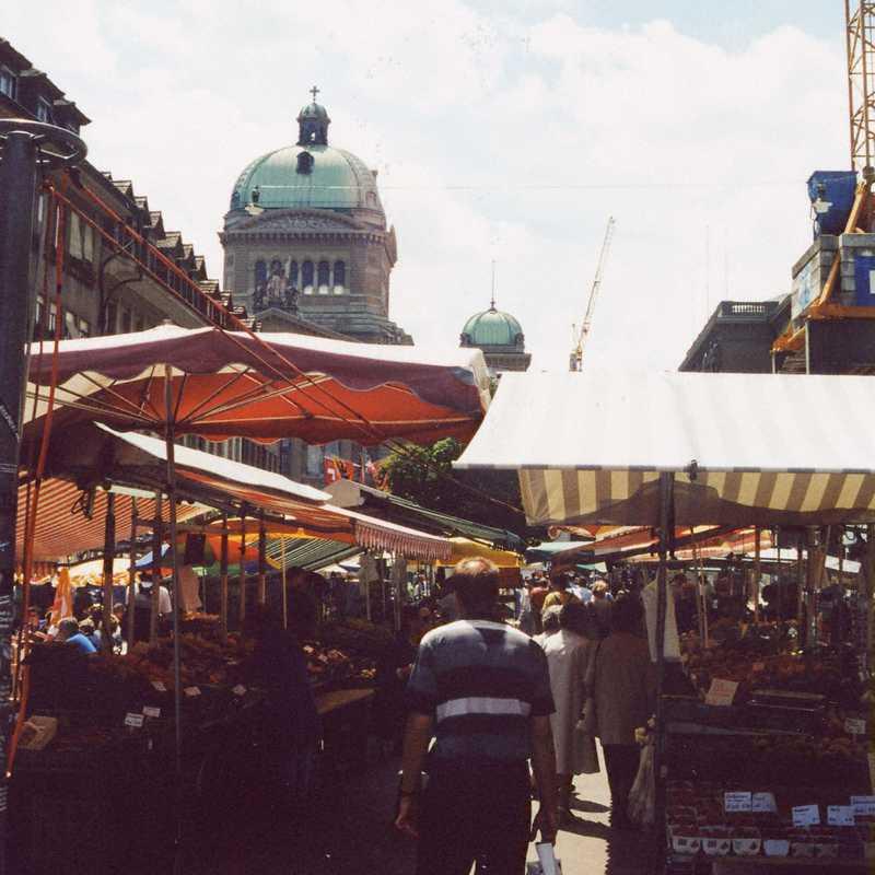 Markt Waisenhausplatz