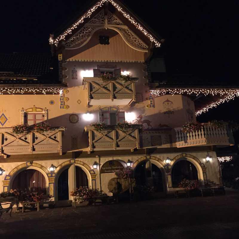 Hotel Gran Chalet Soreghes Vital