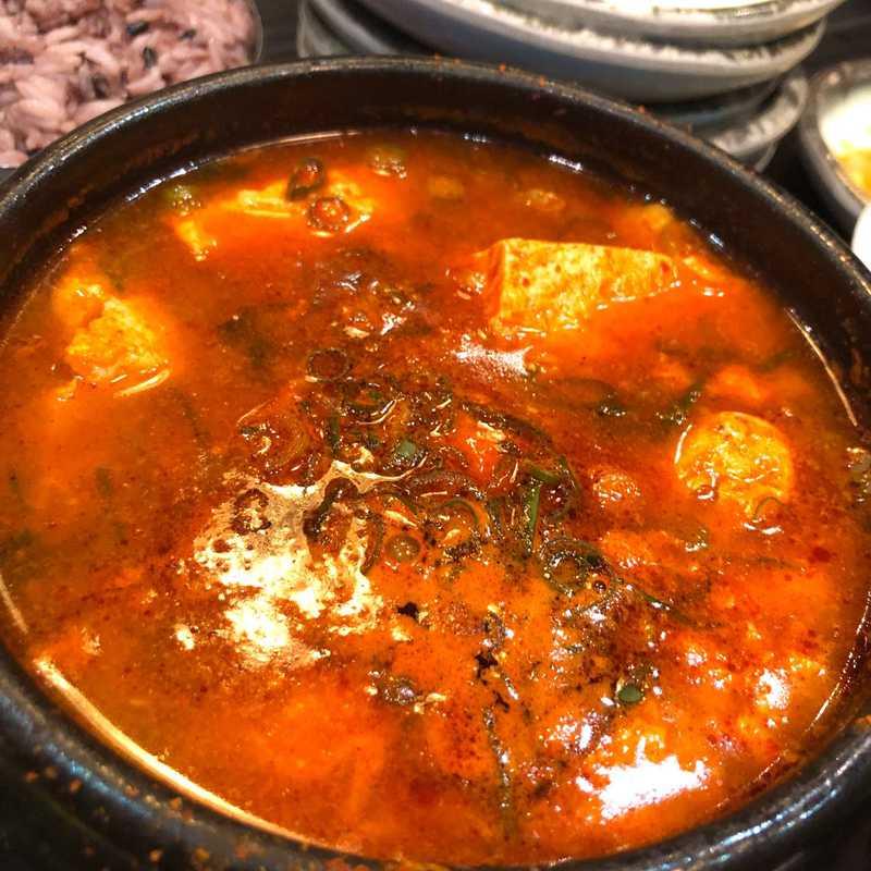 Korean food fix!