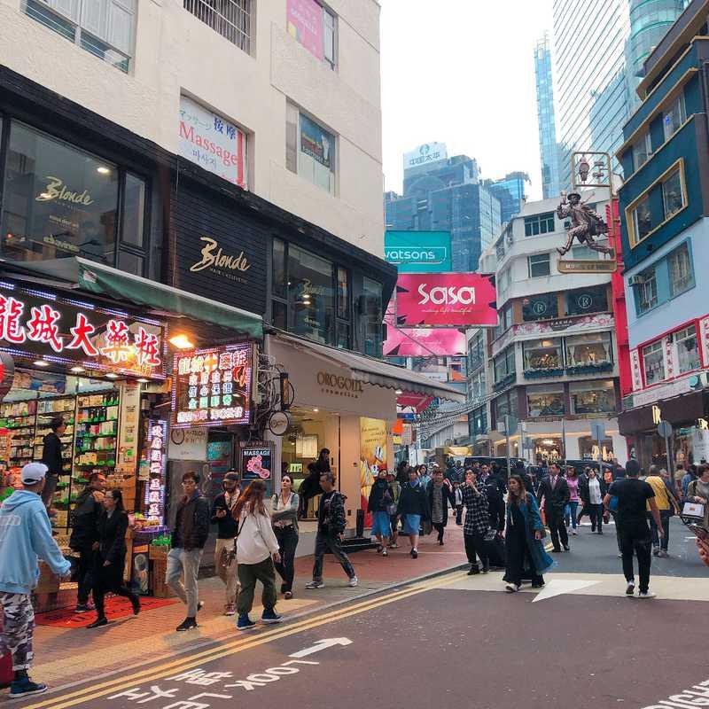 Hong Kong 🇭🇰 | 2 days trip itinerary, map & gallery