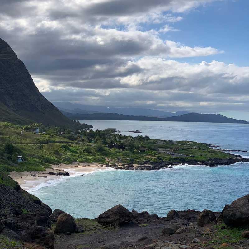 Makapuʻu Lookout