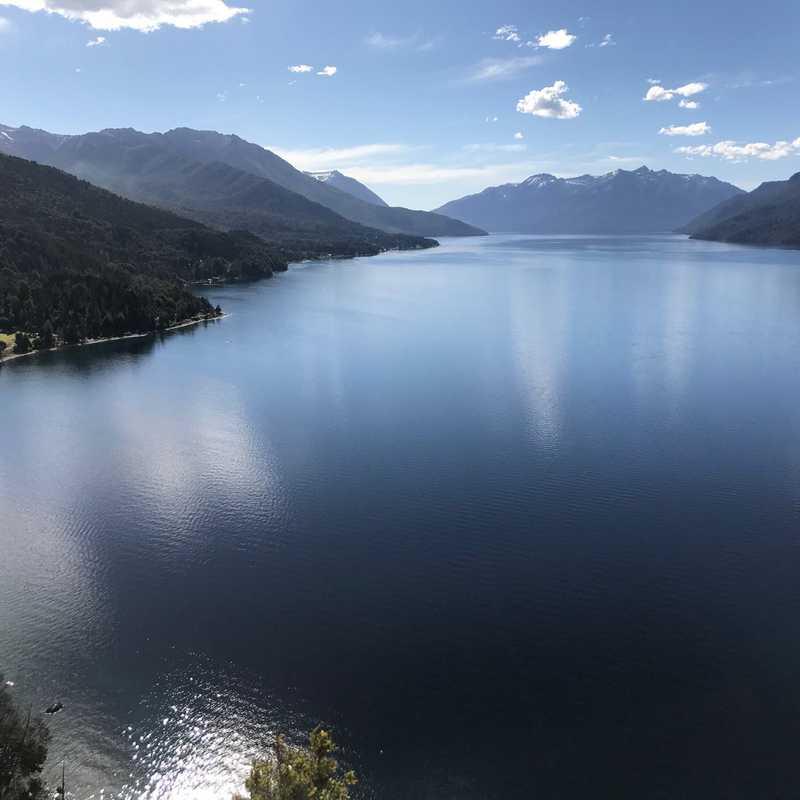 Mirador Del Lago Traful
