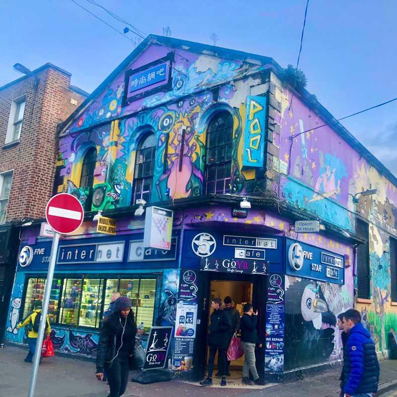 Goya Shisa Lounge Dublin