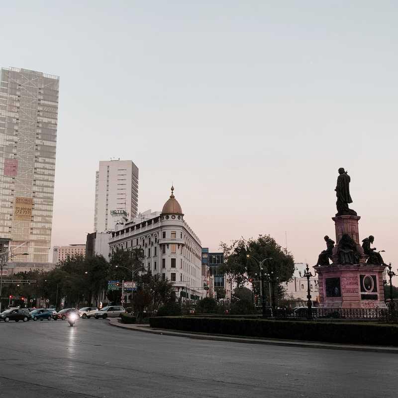Paseo de la Reforma
