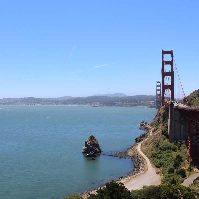 San Francisco 2018 | 2 days trip itinerary, map & gallery
