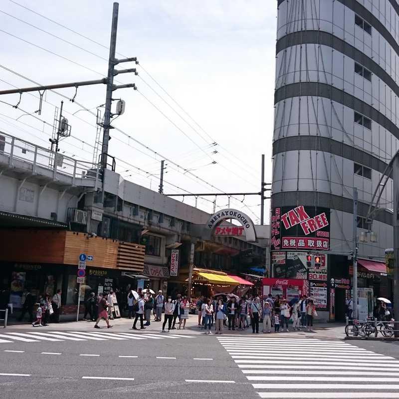 Ameya-Yokocho