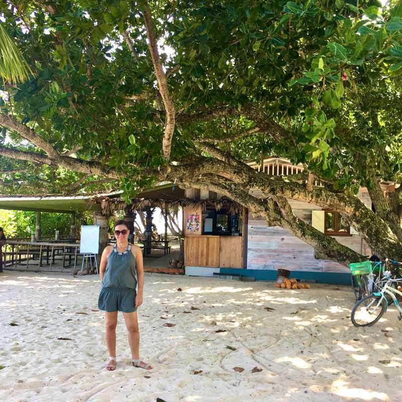 Anse Source d'Argent (La Digue Island)