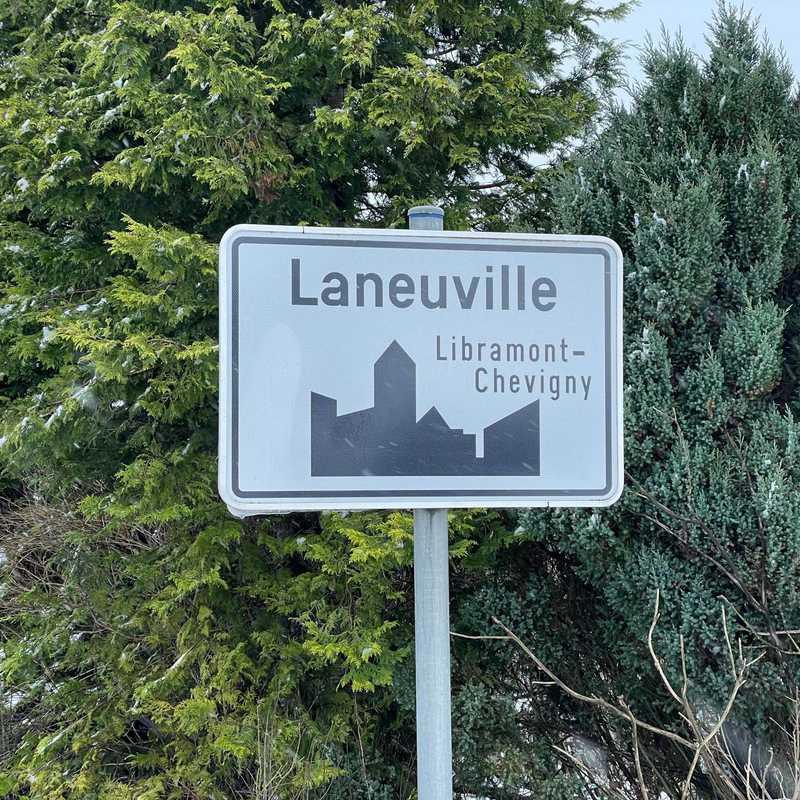 LANEUVILLE Fond du Village