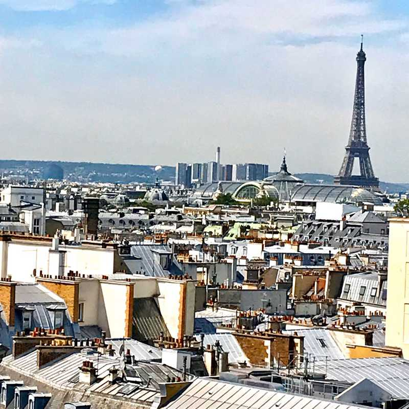 Paris 2019 | 4 days trip itinerary, map & gallery