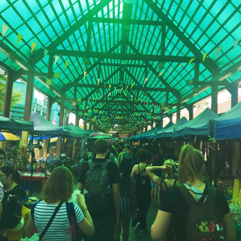 Floating Market Bangkok Tour Agency