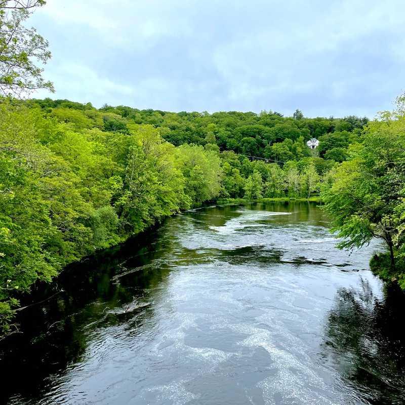 Farmington River Bridge