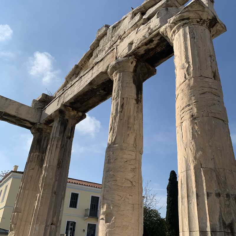 Trip Blog Post by @Levent: Athens - Greece 2019   4 days in Dec (itinerary, map & gallery)