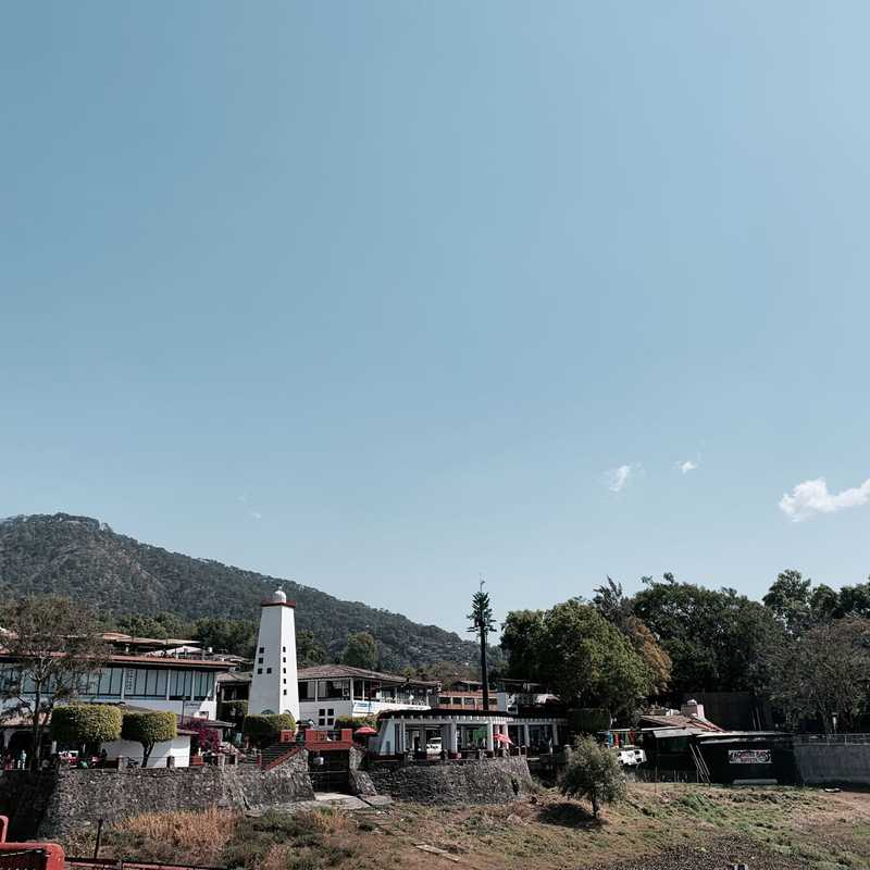 Embarcadero Municipal Valle de Bravo