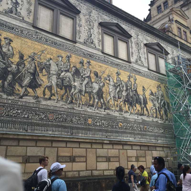 Trip Blog Post by @ASHIYK: GERMANY DRESDEN 2016 | 1 day in Jun (itinerary, map & gallery)