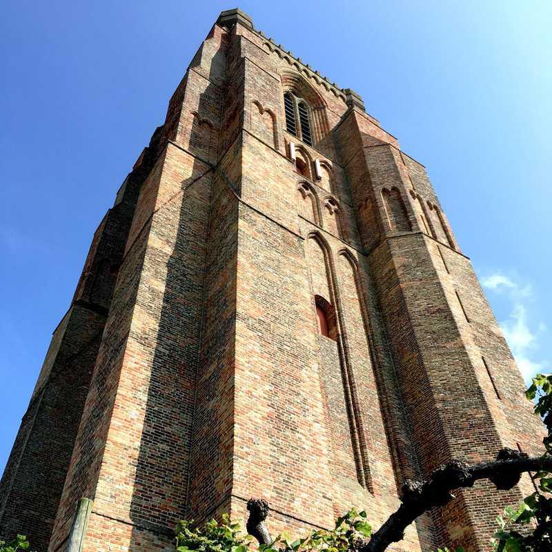 Onze-Lieve-Vrouw-Bezoekingkerk Lissewege