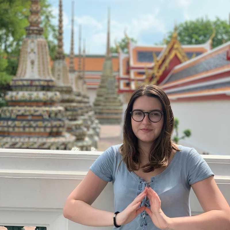 Wat Pho (Reclining Buddha)