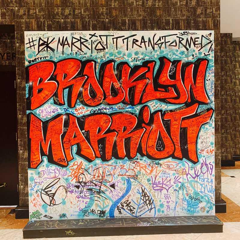 New York Marriott at the Brooklyn Bridge