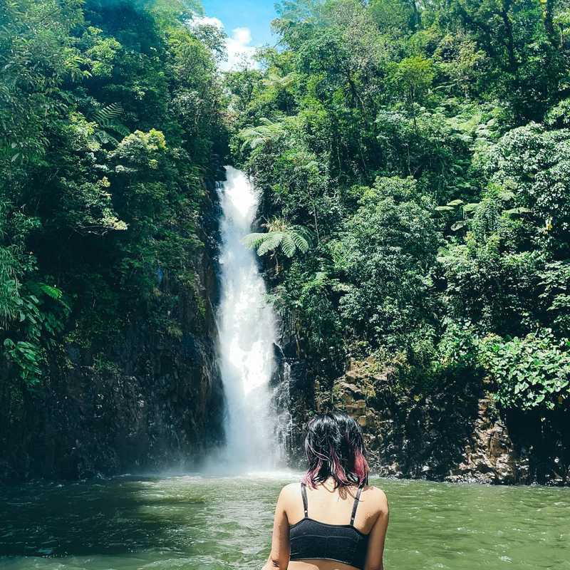 Trip Blog Post by @wella58: Cansuso Falls, Cavinti, Laguna 2021 | 4 days in May (itinerary, map & gallery)