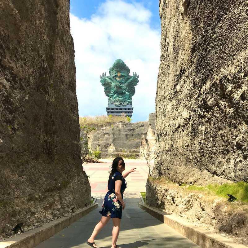 Place / Tourist Attraction: Garuda Wisnu Kencana Cultural Park (Badung Regency, Indonesia)