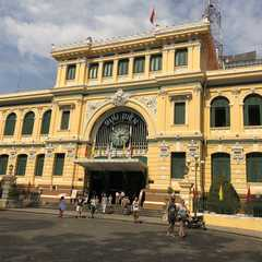 Saigon Central Post Office - Real Photos by Real Travelers