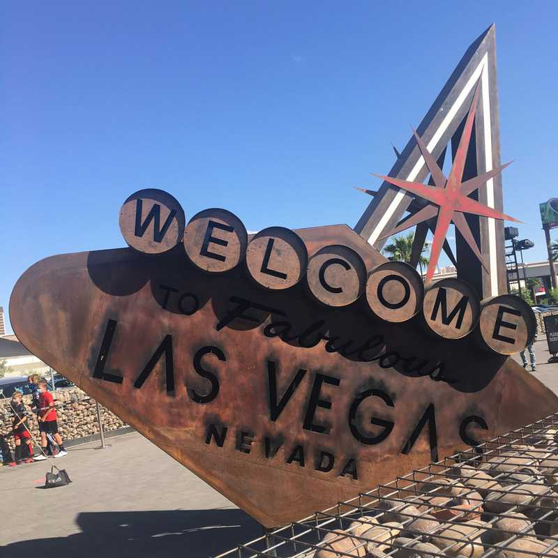 Trip Blog Post by @bvanover: Las Vegas 2021 | 4 days in Apr (itinerary, map & gallery)