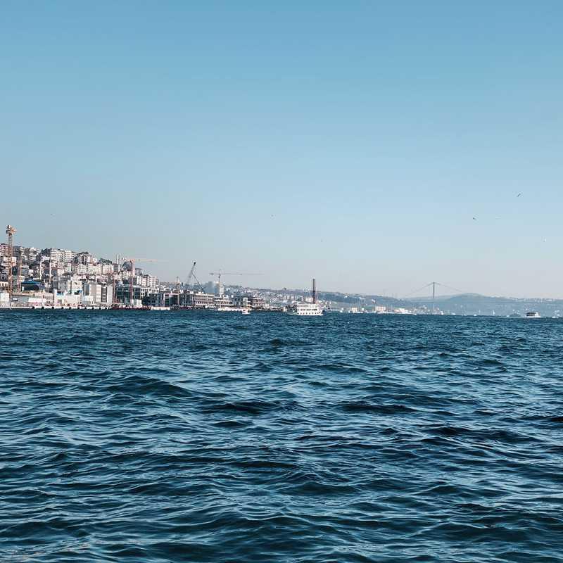 Bosporus Strait