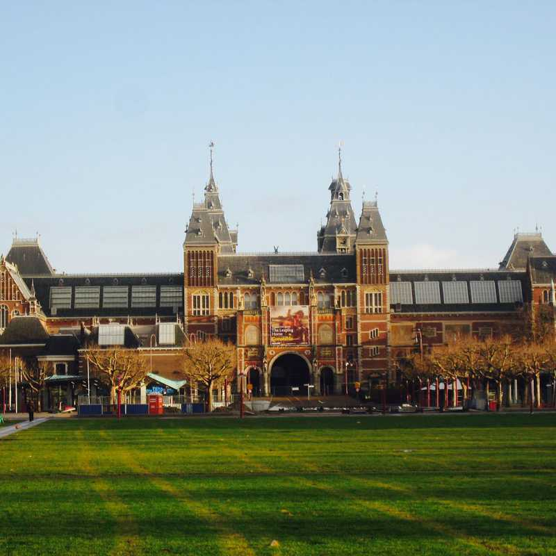 Place / Tourist Attraction: Rijksmuseum (Amsterdam, Netherlands)