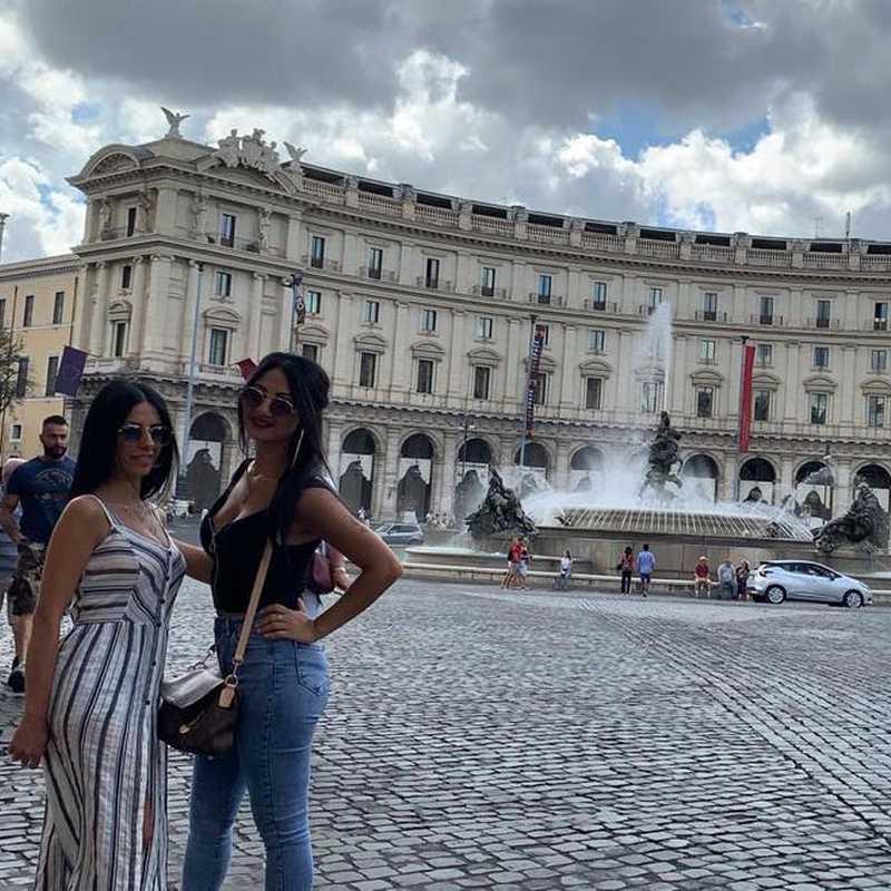 Place / Tourist Attraction: Piazza della Repubblica (Rome, Italy)